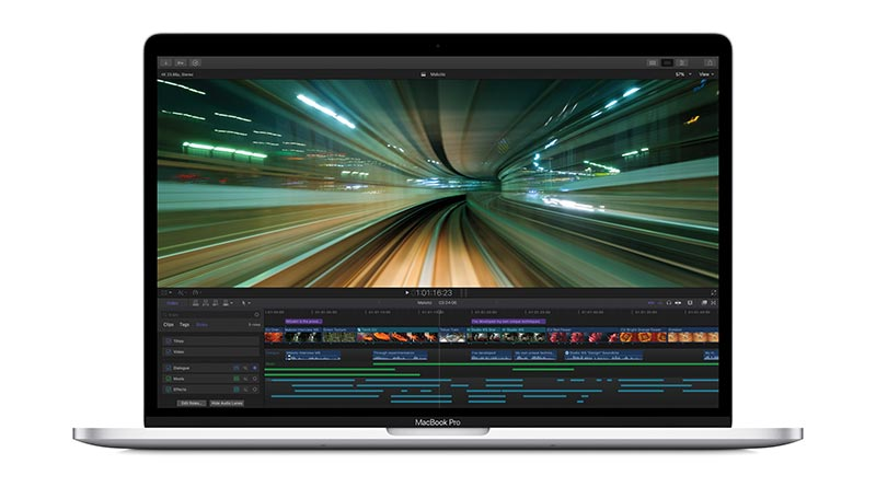 Final Cut Pro X di Macbook
