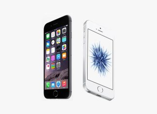 iPhone 6 atau iphone SE