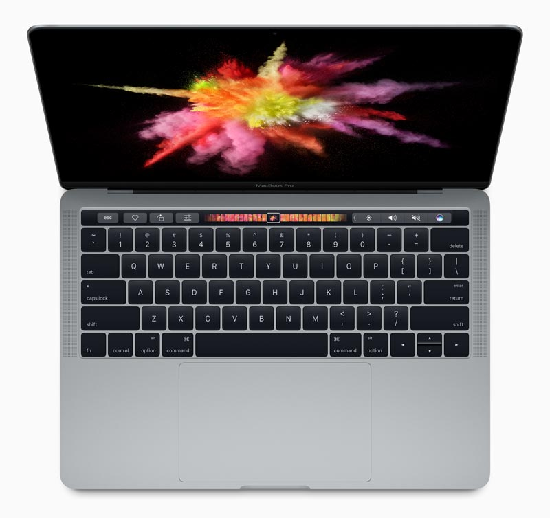 apple macbookpro 13 touch bar