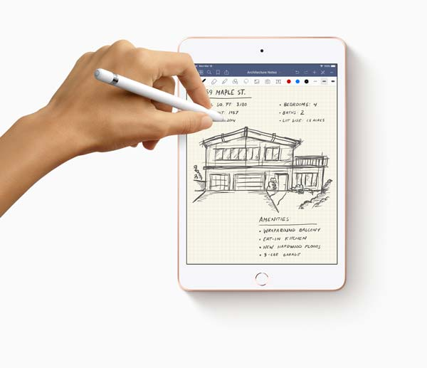 New iPad Mini Apple Pencil