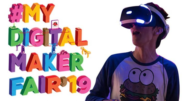 my digital maker Fair 2019